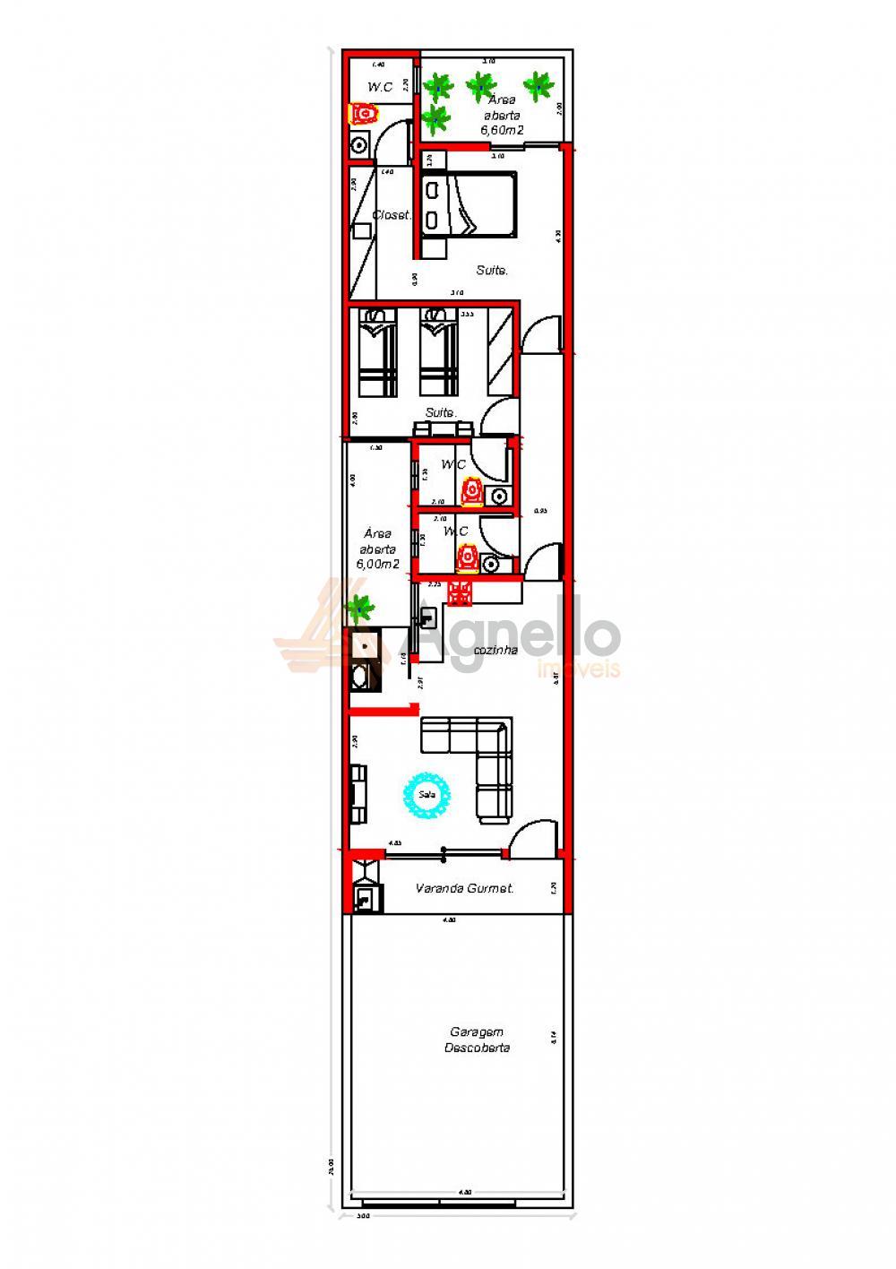 Comprar Casa / Bairro em Franca R$ 300.000,00 - Foto 1