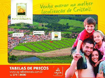 Alugar Terreno / Loteamento em Cristais Paulista. apenas R$ 130.000,00