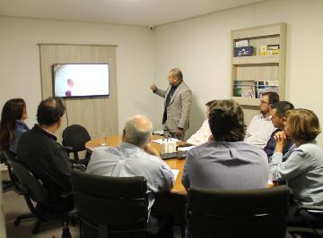 Agnello imóveis promove talk sobre crescimento exponencial