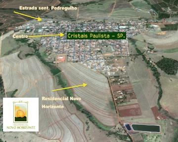 Cristais Paulista Novo Horizonte Terreno Venda R$89.000,00  Area do terreno 307.62m2