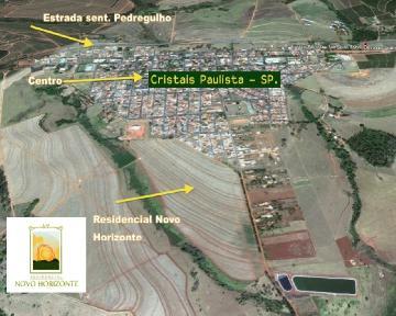 Cristais Paulista Residencial Novo Horizonte Terreno Venda R$66.000,00  Area do terreno 205.00m2