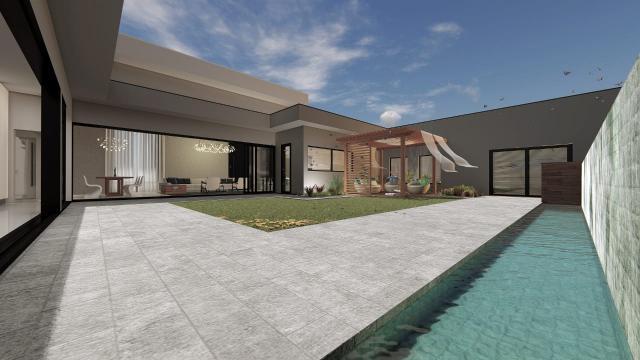 Franca Residencial Villa Piemonte Casa Venda R$1.850.000,00 3 Dormitorios 6 Vagas Area do terreno 717.00m2