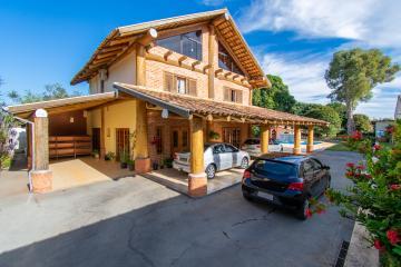 Franca Residencial Zanetti Chacara Venda R$2.450.000,00 4 Dormitorios 8 Vagas Area do terreno 2500.00m2