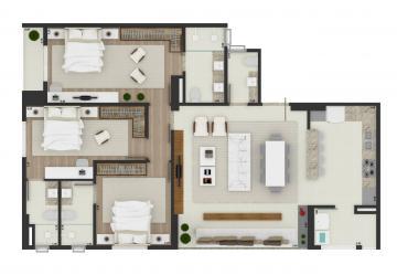 Alugar Apartamento / Padrão em Franca. apenas R$ 890.000,00