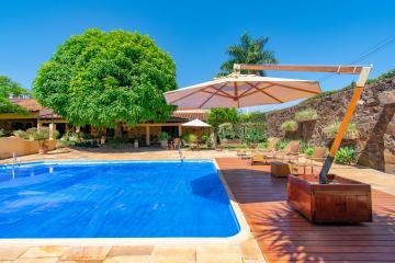 Franca Parque dos Lima Casa Venda R$4.800.000,00 5 Dormitorios 4 Vagas Area do terreno 2500.00m2 Area construida 736.00m2
